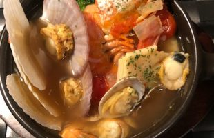 information for this week's soup Bouillabaisse